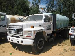 1988 F250 Diesel 1988 Ford F700 S A Water Truck