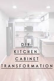 how to build kitchen cabinets yourself diy kitchen cabinet transformation a glass of bovino