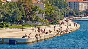 discover zadar u0027s sea organ lonely planet video