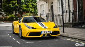 Ferrari 458 Yellow - ferrari 458 speciale 19 october 2017 autogespot