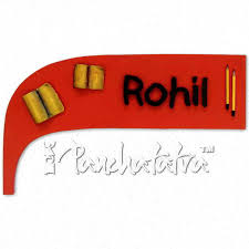 name board design for home online buy boy name plate design for study room online in india panchatatva