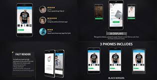 mobile app presentation app template design for presentation 58