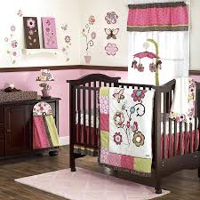 round crib bedding sets home design and decor