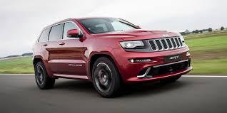 jeep srt jeep grand cherokee srt review carwow