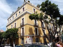 panoramio photo of hotel colonial puebla