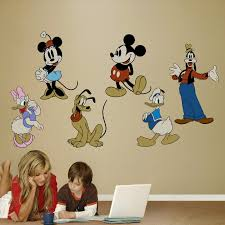 28 disney characters wall stickers disney characters snow disney characters wall stickers disney classic mickey mouse characters wall decal kids