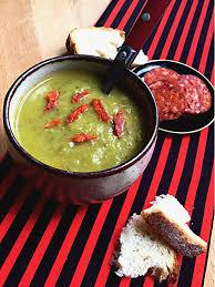 livre de cuisine portugaise caldo verde soupe portugaise au chou vert et au chouriço l