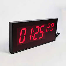 ts4142 wireless synchronized wall clock for commercial applications