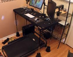 Desk Treadmill Diy Desk Extraordinary Treadmill Desk Diy Stunning Desk