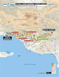 santa clarita map route elevation maps amgen tour of california santa clarita