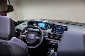 peugeot 3008 2016 interior latest reveal of the peugeot 3008 refreshing change