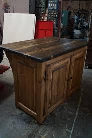 ilot de cuisine en bois îlot de cuisine n 1050 le géant antique