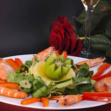 assiette cuisine recette assiette des îles du sud cuisine madame figaro