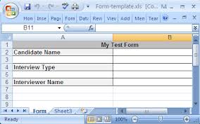 Excel Forms Template Be The Coder Excel Java Excel Api Exles How To Fill A