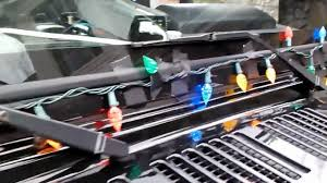 how to put christmas lights on your car christmas lights on car how to light your vehicle for christmas