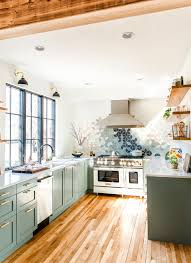 is renovating a kitchen worth it reveal of our modern u shaped kitchen remodel