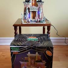 lemax spooky town best lemax spooky town collection cursed for sale in