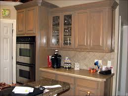 kitchen kitchen wall cabinets glass cabinet green kitchen