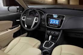 2003 Chrysler Sebring Interior 2013 Chrysler 200 Reviews And Rating Motor Trend