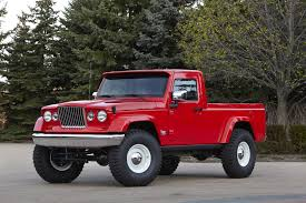 jeep gladiator 1963 greatest jeep moab easter safari concepts through the years