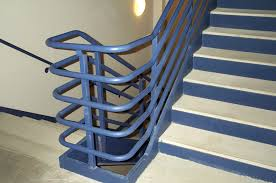 stairs astounding metal stair rails metal stair railing indoor