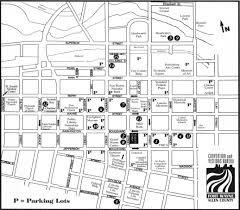 Printable Map Of Indiana Downtown Fort Wayne Indiana Map