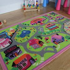 girls town u0026 shops kids play mat kukoon