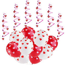 Amazon Valentine S Day Decor by Amazon Com Rosenice Balloon Decorations For Wedding Birthday