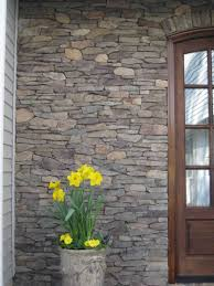 exterior lowes siding fake stone siding fake brick wall