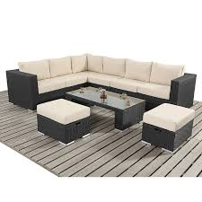 Outdoor Rattan Corner Sofa Cheap Rattan Corner Sofa Uk Memsaheb Net