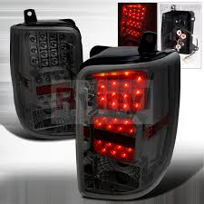 spec d tuning jeep grand cherokee 1993 1996 chrome led tail lights