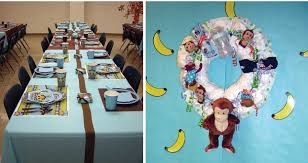 monkey baby shower theme outstanding monkey baby shower decorations for a boy 27 for free