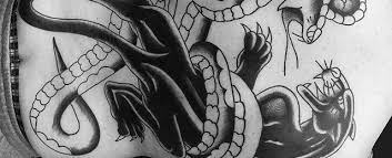 60 traditional panther tattoo designs for men old ideas