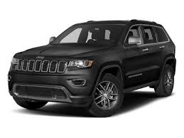 Black And Jeep 2018 Jeep Grand Sterling Edition 4x2 In Columbia Sc