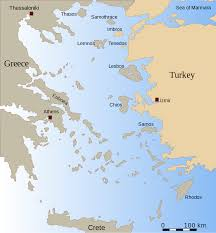 Turkey Greece Map by Nato Allies Turkey Greece Engage In Saber Rattling Over Disputed