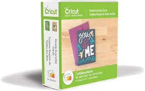 cricut cartridge home decor amazon com cricut simple everyday cards cartridge