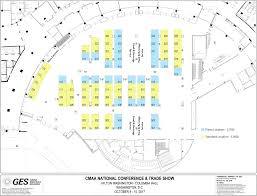 Floor Plan Web App 2017 Cmaa National Conference Exhibit Information