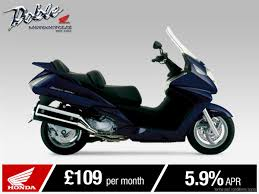 honda silverwing honda silver wing 600 ref 10765 used motorcycles doble