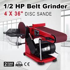 belt and disc sander belt and disc sander with labeled parts such