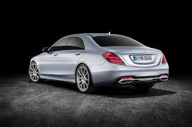 mercedes headlights at night 2018 mercedes benz s class first look review motor trend