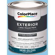 colorplace exterior paint blue chiffon 77bg 57 234 exterior