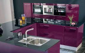 meuble de cuisine aubergine salle de bain aubergine et gris fabulous couleur aubergine et