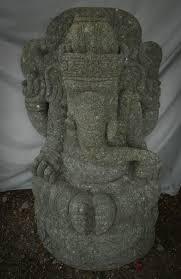 statues de jardin en pierre statue de ganesh large choix de produits à découvrir