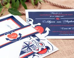 cruise wedding invitations cruise invitation etsy