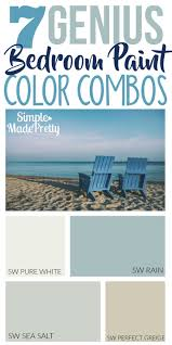 Best  Beach Bedroom Colors Ideas On Pinterest Beach Color - Blue paint colors for bedroom