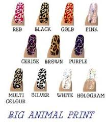 metallic nail foil wraps pink zebra nail foils 2 pink zebra nails nail foil and zebra nails