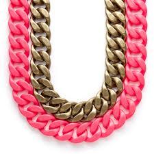 accessories chain necklace images Super plastic chain necklace adia kibur accessories jpg