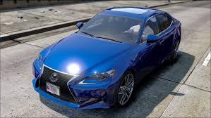 lexus cars 2014 lexus is350 f sport 2014 gta5 mods com