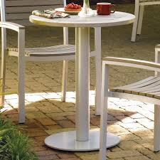 Mosaic Bistro Table Patio Ideas Bistro Style Table And Chairs Patio Furniture Bistro