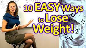 10 easy ways to lose weight u0026 get healthy weight loss tips how